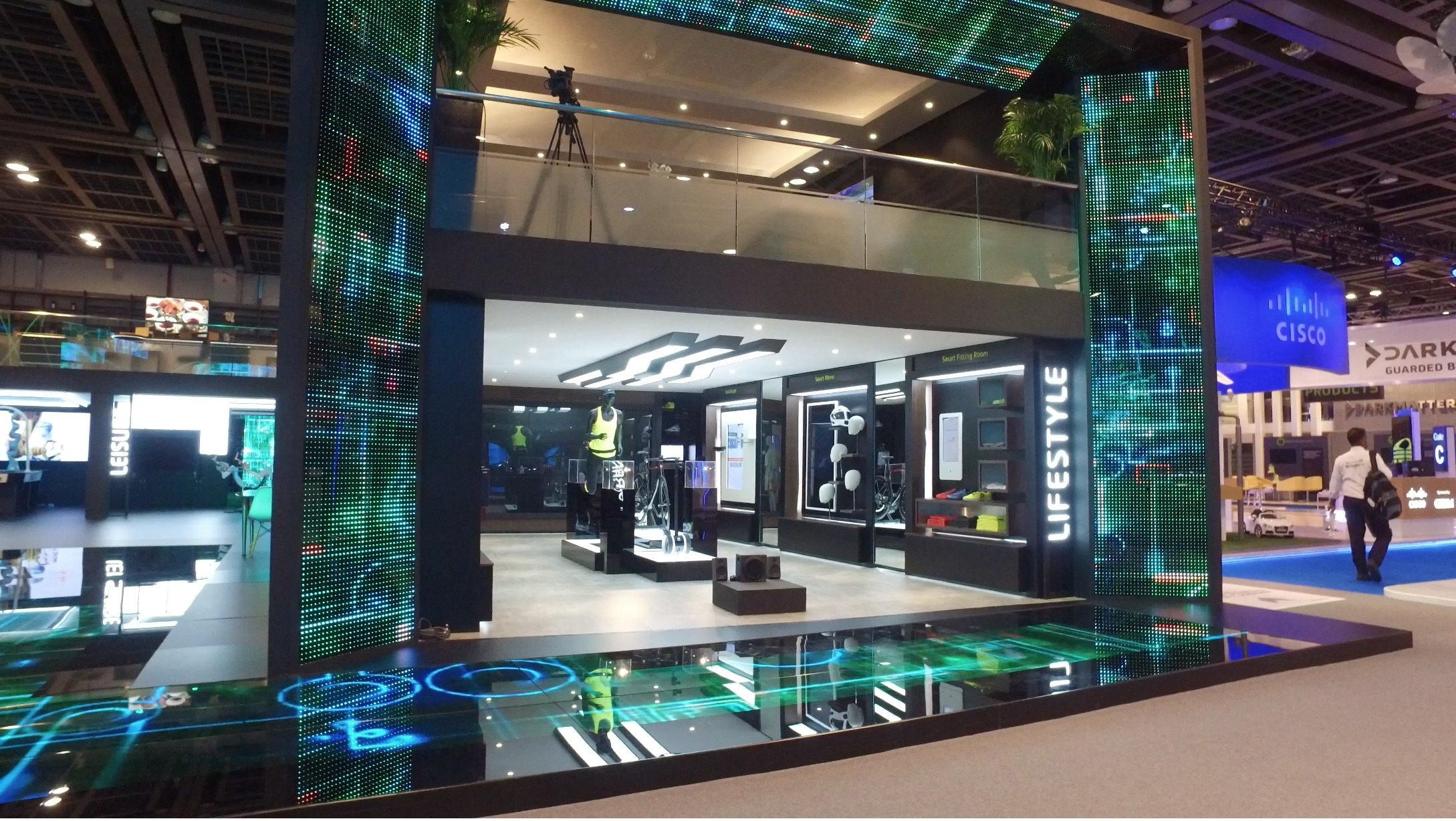 Etisalat and Mojix Highlight 'Store of the Future' during GITEX Technology Week
