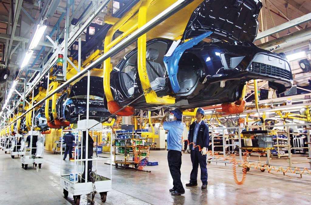 IoT Brings Key Insights to Production Flow Monitoring in Manufacturing