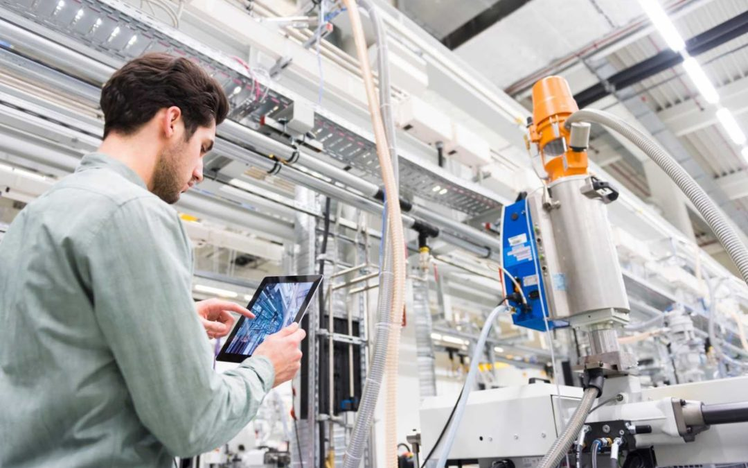 IoT in Manufacturing: Improving Productivity and the Bottom Line