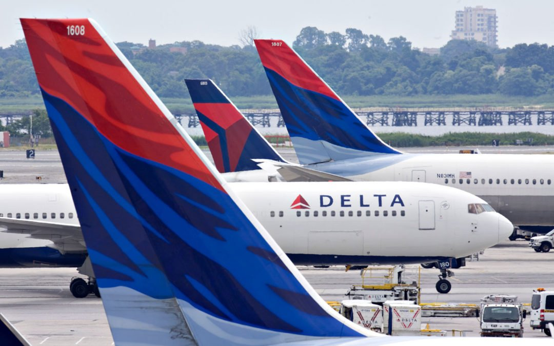 How Delta uses RFID to ensure a smooth supply chain