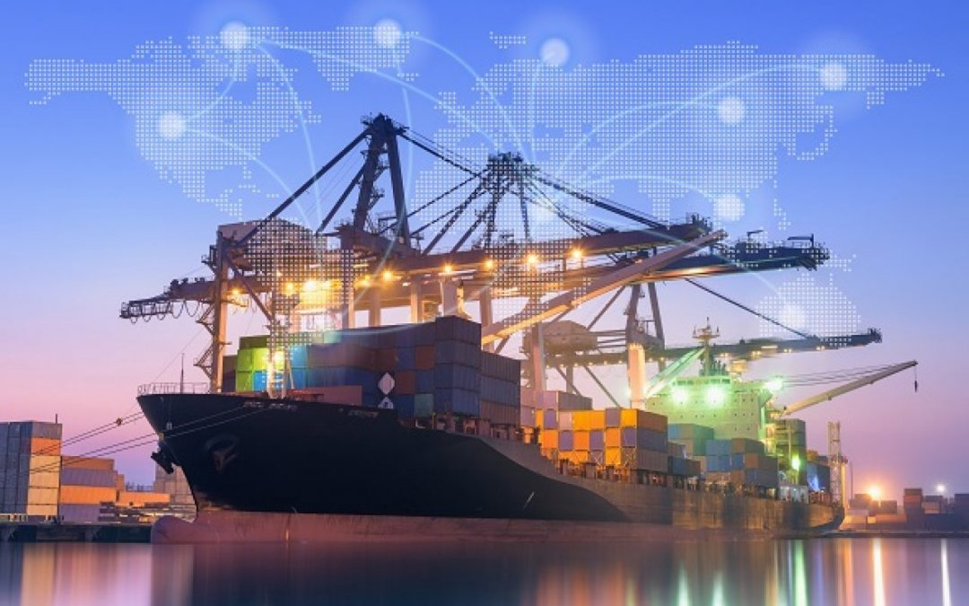 Global Logistics Trends: How IoT Helps