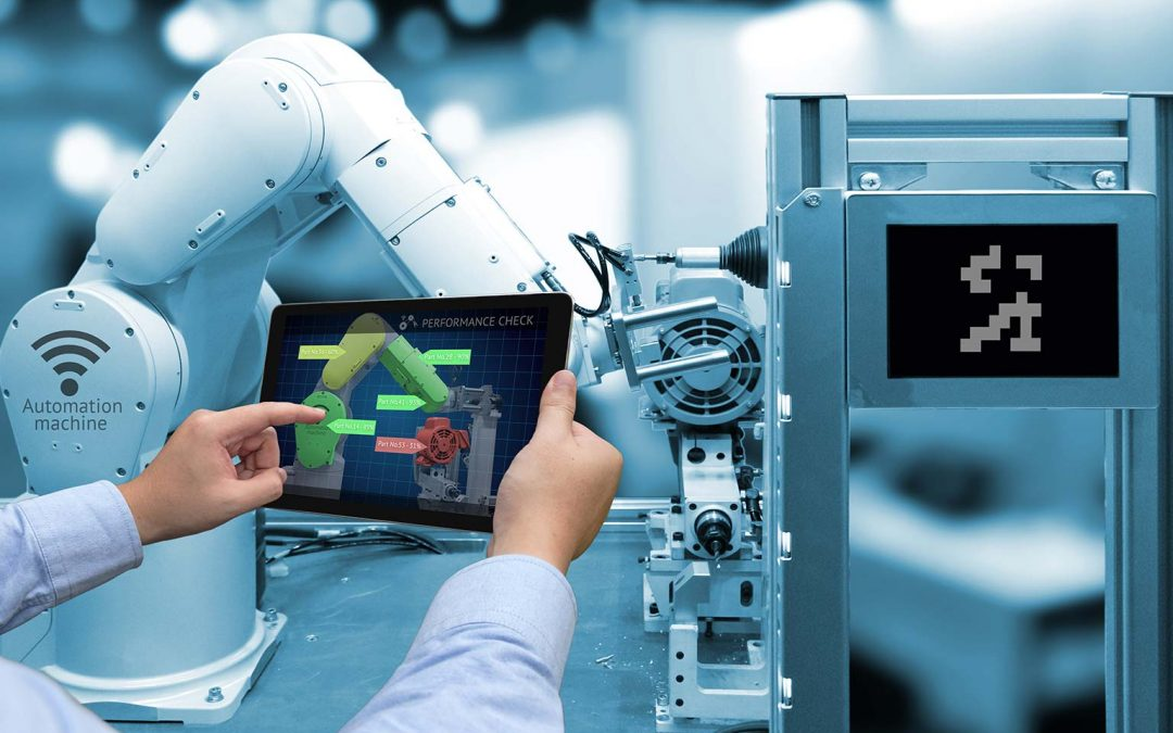 The Impact Of IoT On Factory Floors – And Legal Strategy
