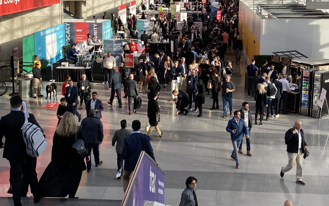 Day two at NRF 2020 in New York City – it's all about intelligent retail