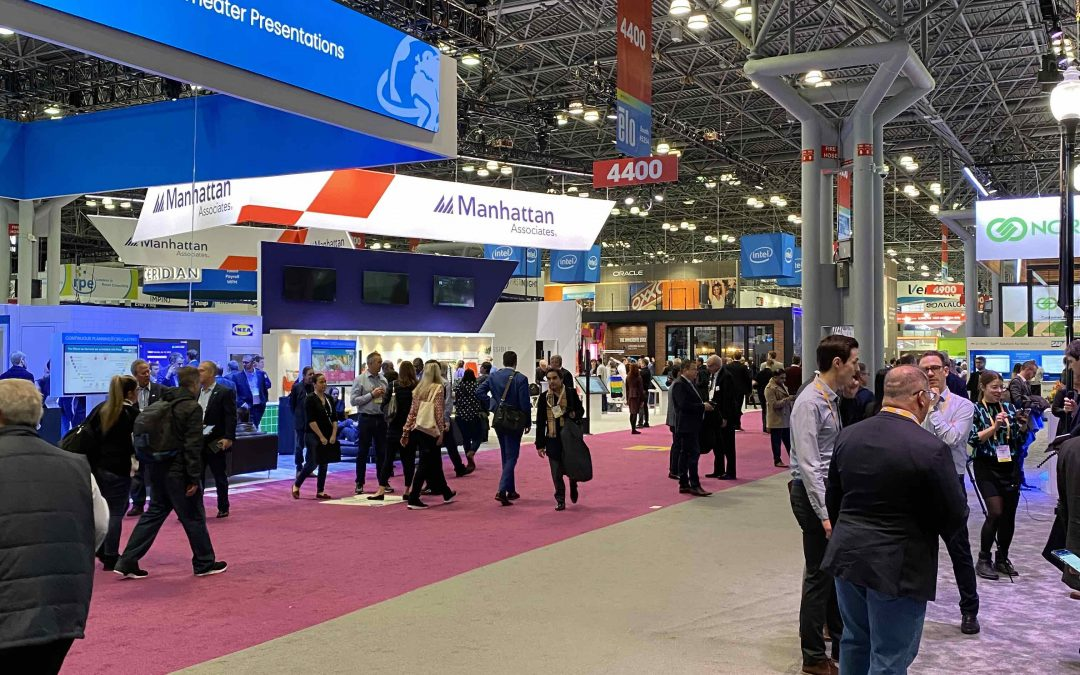 Day three at NRF 2020:  It's all about data-driven retail